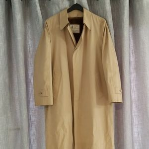 London Fog Coat with zip out heavy lining